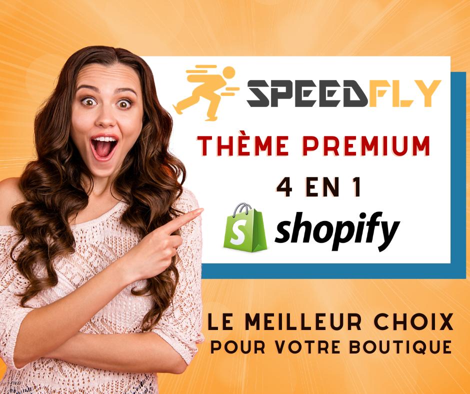 speedfly meilleur thème shopify fr