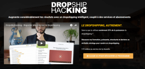 La meilleure formation dropshipping 2019