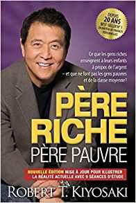 père riche père pauvre - meilleur livre pour entrepreneur 2019